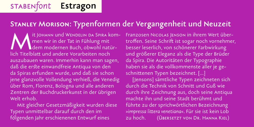 Estragon Sample 2