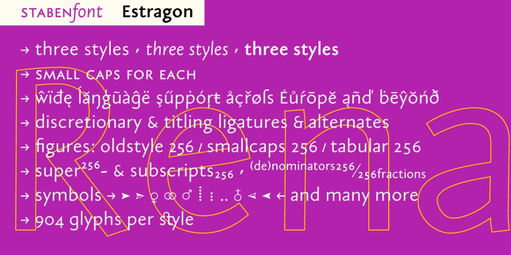 Estragon Sample 3